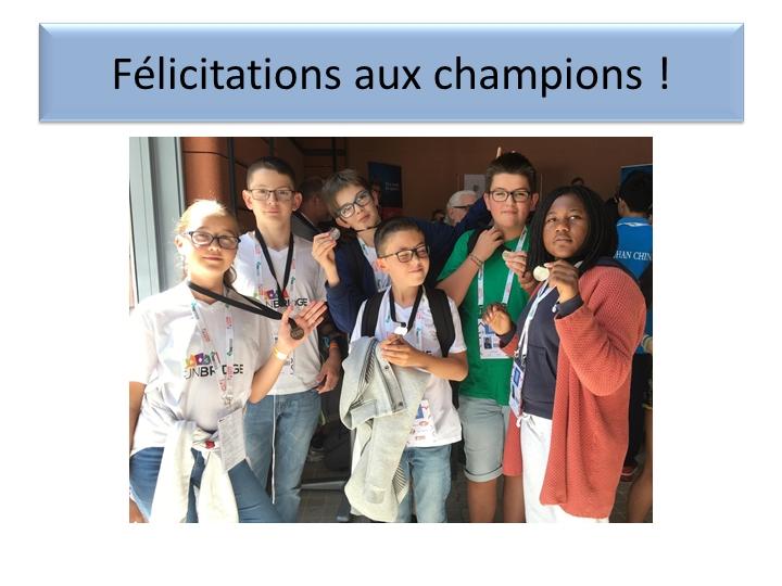 Championnat international bridge scolaire lyon comite de picardie anne legrand page38
