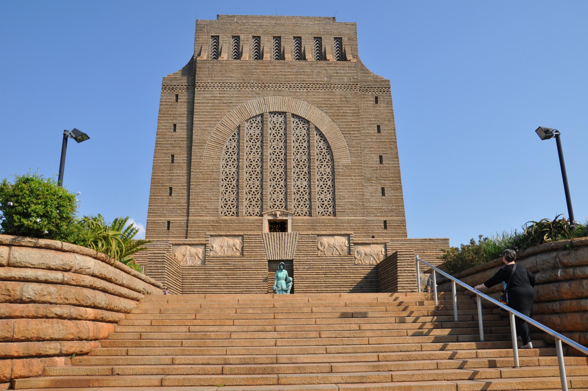 Voortrekken Monument à Pretoria